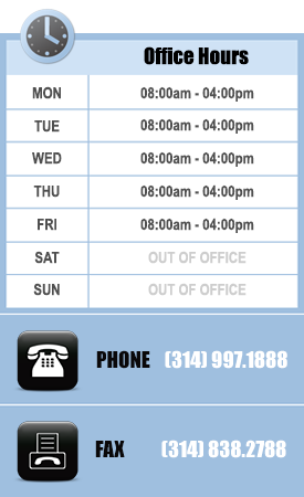 St. Louis Pain Management Office Hours